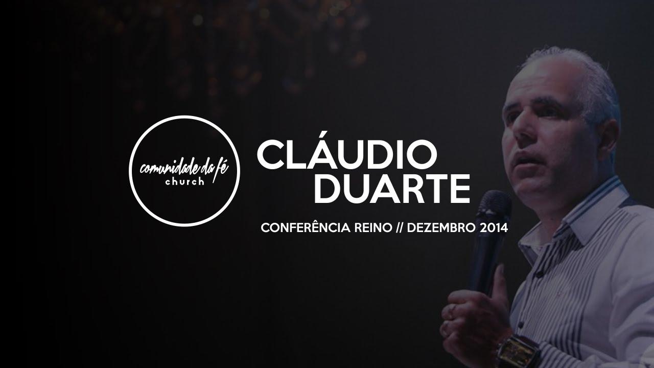 Claudio Duarte // Vivendo o reino de Deus na terra