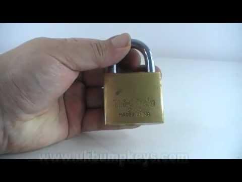 Взлом отмычками Tri-Circle   tricircle 265 padlock ( )