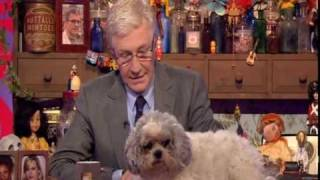 "Paul O'Grady Show Mon 5-10-09 Paul Shows Of His New Dog ""Bullseye"""