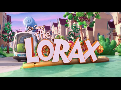 Thneedville Song - Dr. Seuss' the Lorax (2012) Opening