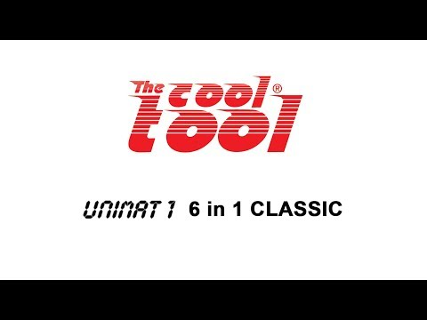 The Cool Tool: Unimat 6in1 Classic