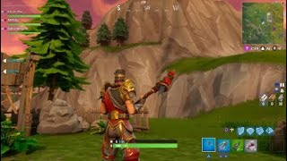 Fortnite Battle Royale - Dragon Axe Sound & Wukong Skin