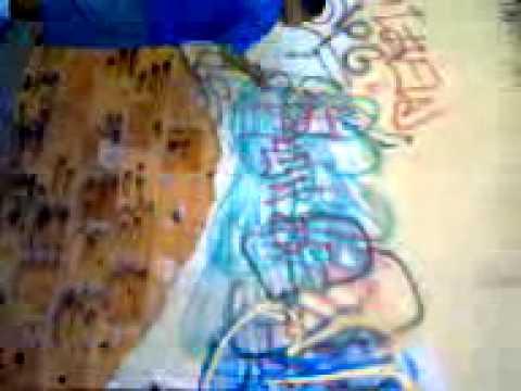 Trust Onek RepresentandOo..  Graffitis venezuela