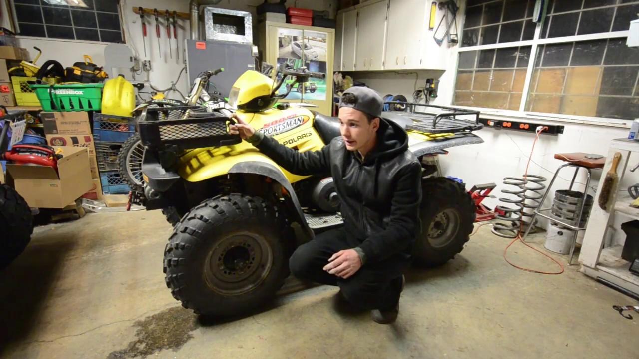 2001 polaris sportsman 500 ho carburetor rebuild [ 1280 x 720 Pixel ]