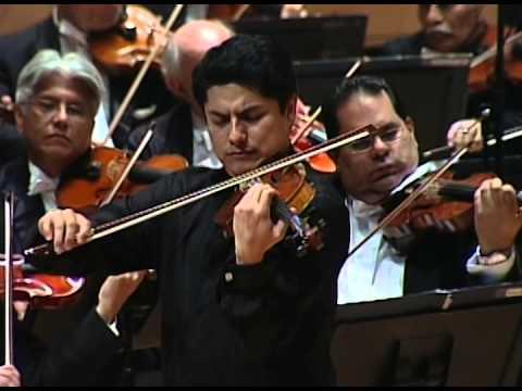 Concierto para violín y orquesta de Barber | Lázaro Jascha & la OSX