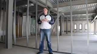 видео отделка офисов