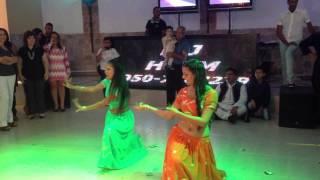 ריקוד הודי בחינה של שוקי ויסמין 24 10 13