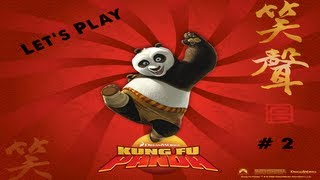 let's play kung fu panda - chapitre 2 Tournoi du guerrier dragon / Gameplay HD