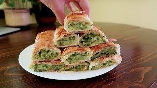 Марговска Баница! Вкуснейшее блюдо Болгарии 😆 | Margo