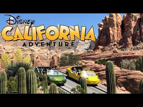 Disney California Adventure 2019 Tour & Review With The Legend