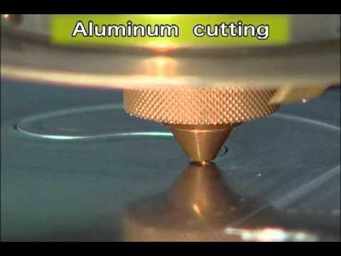 Mitsubishi Laser HVII-series A5052 t12mm Cutting