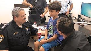 הילד שנחטף, כרים ג׳ומהור הושב לחיק משפחתו