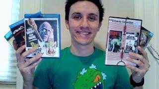 Blu-ray/DVD Weekly Wrap-up #1: Nightmare City, Die, Monster, Die!, Vinegar Syndrome & More!