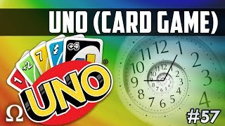 THE LONGEST UNO ROUND EVER?! | Uno Card Game #57 Funny Moments Ft. Vanoss, Cartoonz, Brian