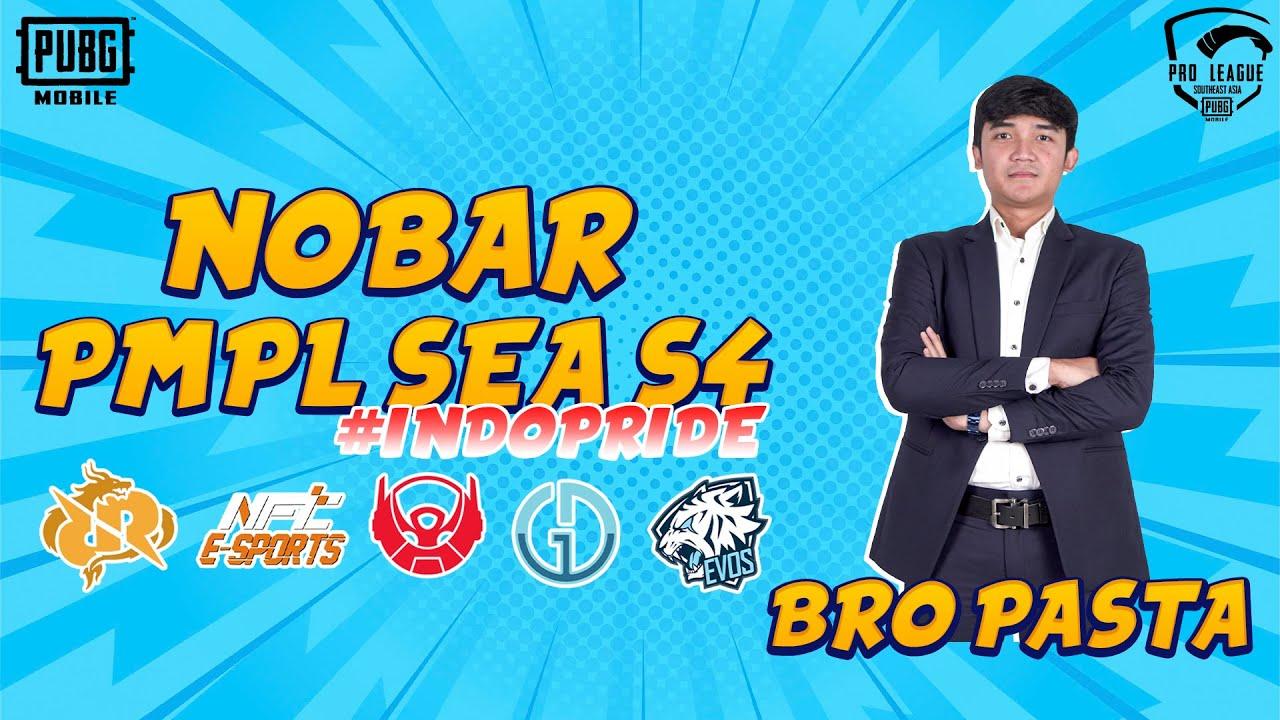Download NOBAR PMPL SEA S4 - #INDOPRIDE - SUDAH IZIN