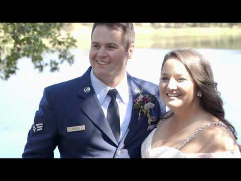 Robert + Emily's Wedding Film at The Land in Catoosa, OK