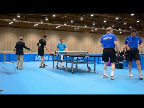 2013 U.S. Open - Over 50 Hardbat Doubles