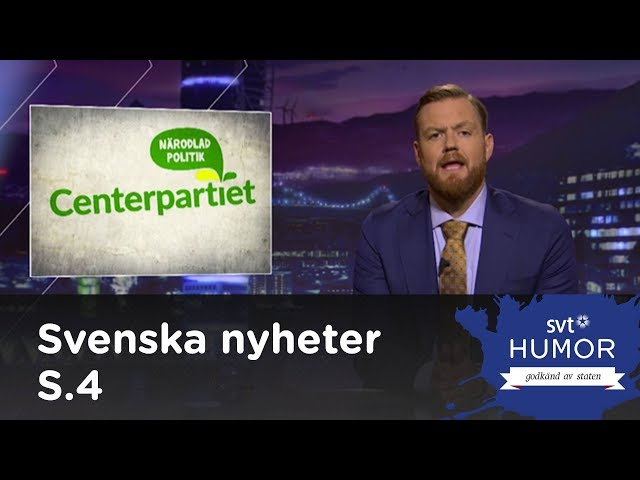 Svenska nyheter (S4EP3) - hela caset om Centerpartiet