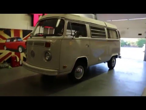 1973 Volkswagen Westphalia Camper For Sale~Low Miles~2 Owners~Incredible Rare Example!