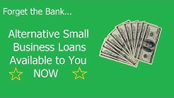 Alternative Easy to Apply Small Business Loans