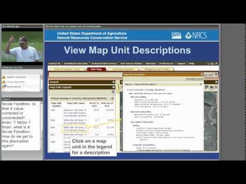 What are Soil Map Units, Soil Data Mart, and Web Soil Survey
