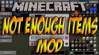 Como baixar e instalar mods no Minecraft: Not Enough Items (NEI) - 1.7.10