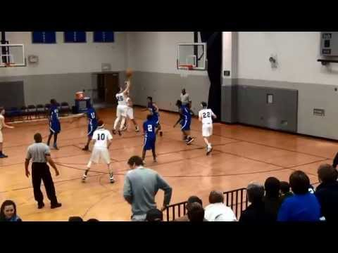 2014-15 Luke Bagby/Calvary Baptist Day School (1 of 2) - Soph. Highlights