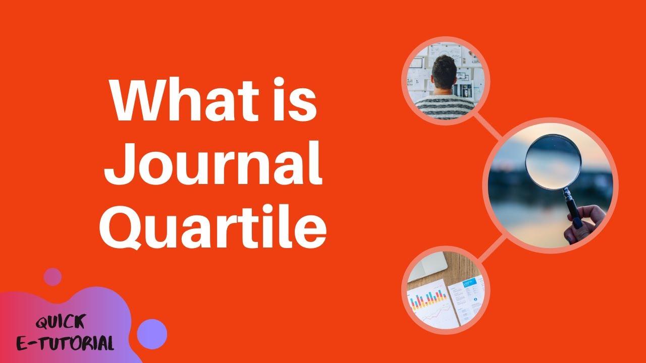 Usm Usmibrary What Is Journal Quartile Q1 Q4 Youtube
