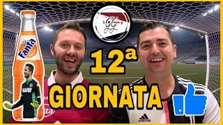 CONSIGLI FANTACALCIO 12ª GIORNATA Serie A...BONUS DA TOP PLAYER!!!