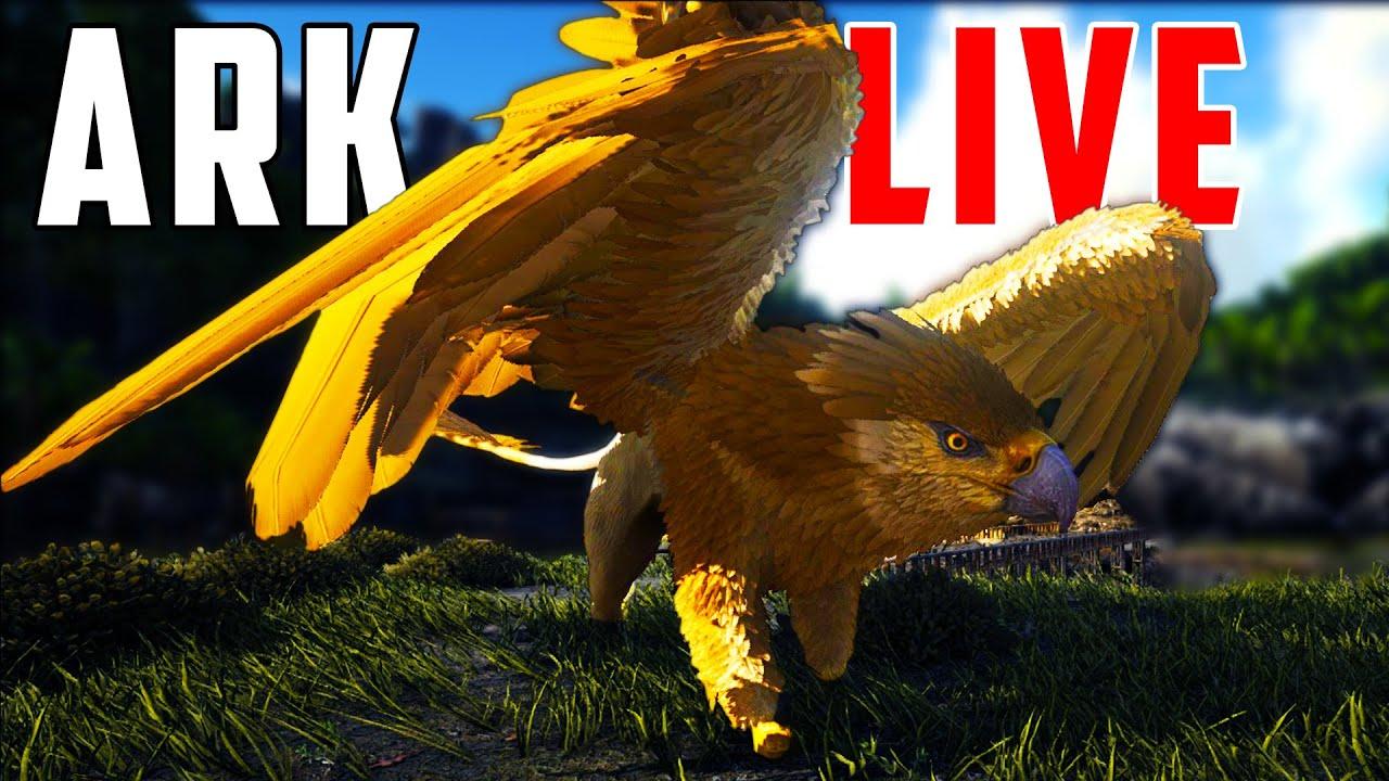 Eveniment Pe Serverul De Ark | ARK Survival Evolved