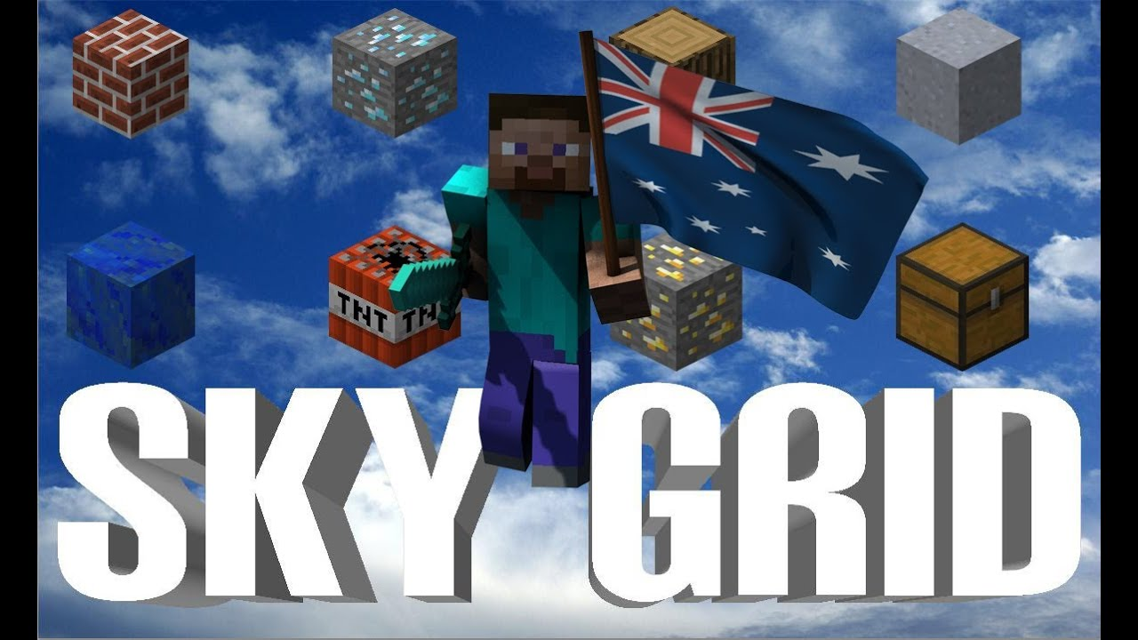 Sky Grid Survival Challenge 2 Theres Method To My Madness Youtube