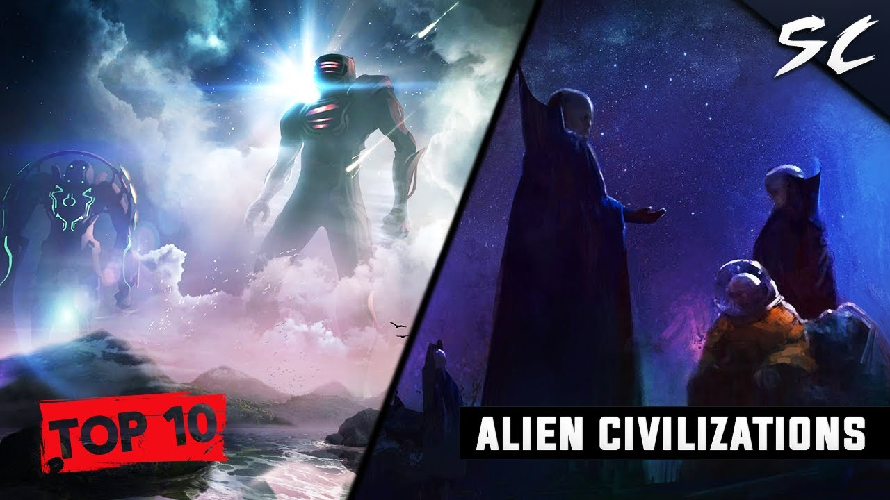 Top 10 most powerful alien civilizations in Marvel Universe