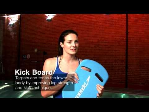 Keri-Anne Payne on Aqua Fitness