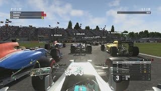 F1 2016 Mexico | LAST TO FIRST CHALLENGE