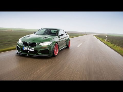2017 AC Schnitzer ACL2 Review - Bonkers Wings and Arches Matched by Equally Insane Performance