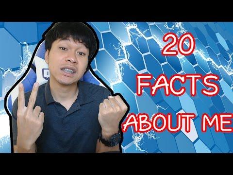 เรื่องจริง 20 เรื่องที่คุณยังไม่รู้เกี่ยวกับ MASER !! (20 facts about me)