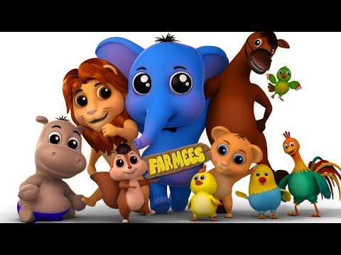 Nursery Rhymes For Children | Baby Cartoon | Kids Songs