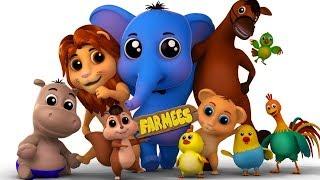 Nursery Rhymes For Children | Baby Cartoon | Kids Songs
