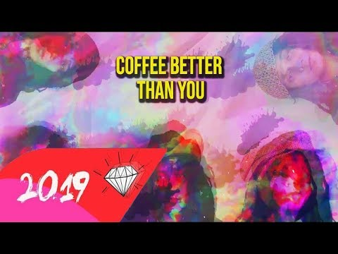 DHYO HAW - COFFEE BETTER THAN YOU (Official Lyric Video) #Darisebuahruangkamaryangharum