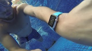 Apple Watch Waterproof Test