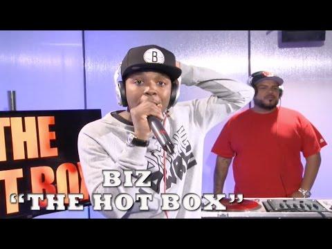 The Hot Box - Biz Goes Off 100+ Barz...