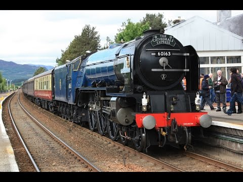15/06/2013 60163 Tornado Edinburgh to Inverness