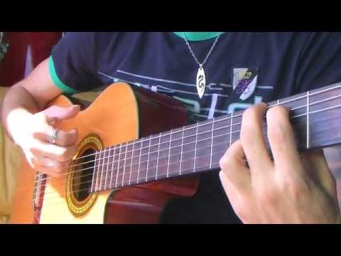 Simplest way to Play 2/4 (Country-Style) Rhythm on the Guitar!