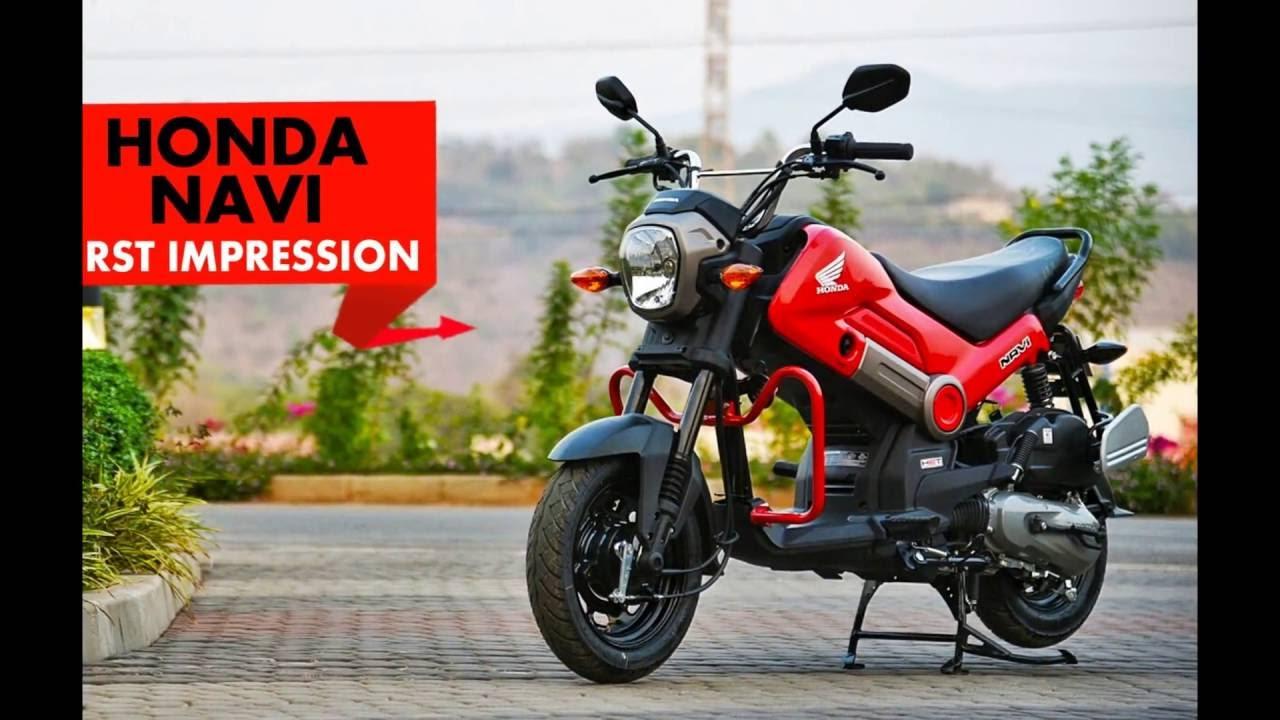 Honda Navi Bike and Honda Navi Bike Review :: Price ::Bike ...