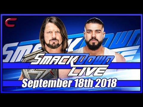 wwe-smackdown-live-stream-full-show-september-18th-2018-live-reaction-conman167