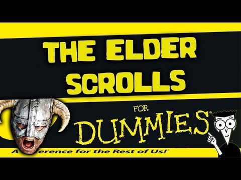 The Beginners Guide To Elder Scrolls Lore