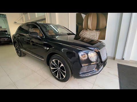 Bentley Bentayga за пол цены!!!! Подешевевший авто миллионера!