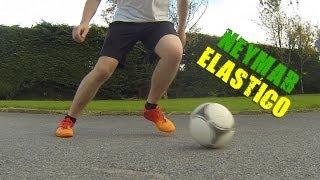 Neymar Elástico (Tutorial) :: Football / Soccer Dribble