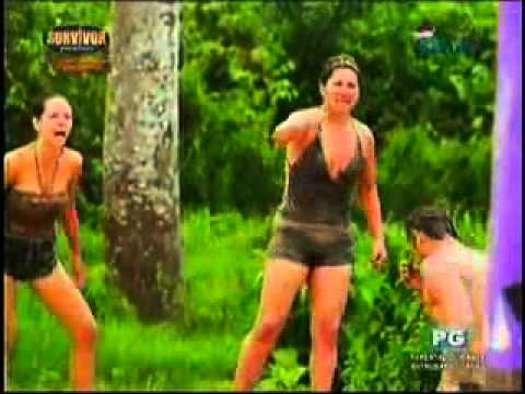 Survivor Philippines Celebrity Doubles Showdown 11/25/2011 ...