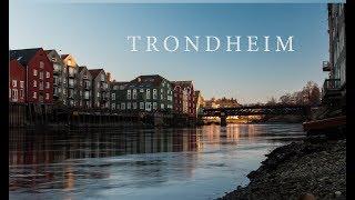 Trondheim | 4k Aerial Video